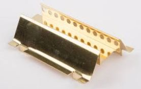 01588 Burner Slide Guide.Brass.106,305,320,366,406,409